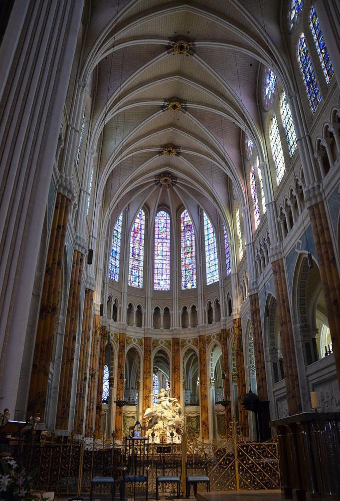 фото шартрский собор