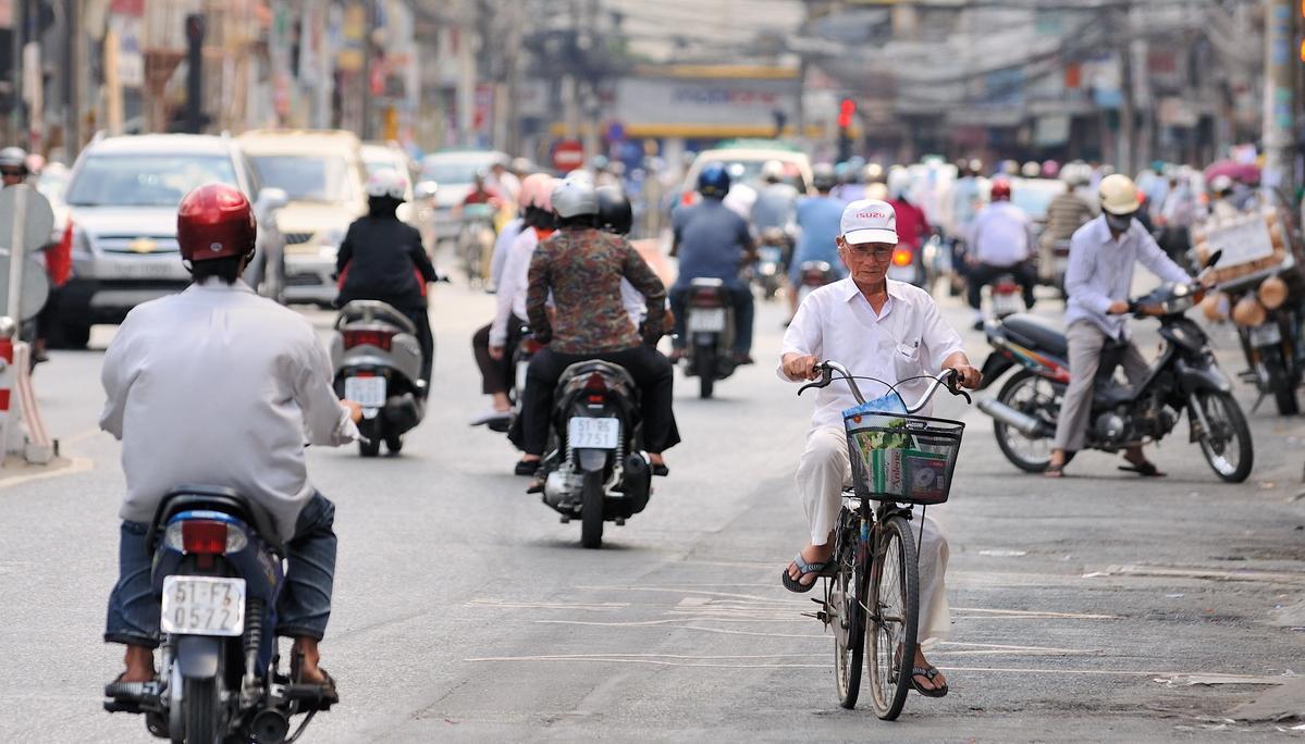 Транспорт Вьетнама