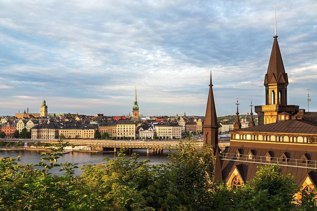 Районы Стокгольма