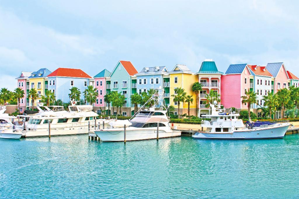 этому багамские острова и их столица фото новому году смастерила