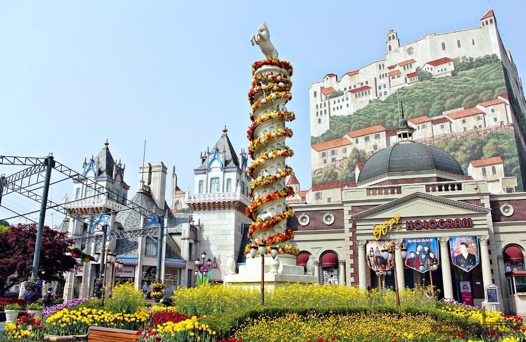 essay on a theme park A 'theme park' is actually a distinct style of amusement park, for a theme park has landscaping, buildings, and attractions that are based on one or more specific or central themes a plurality of themes is not required to be considered a 'theme' park.
