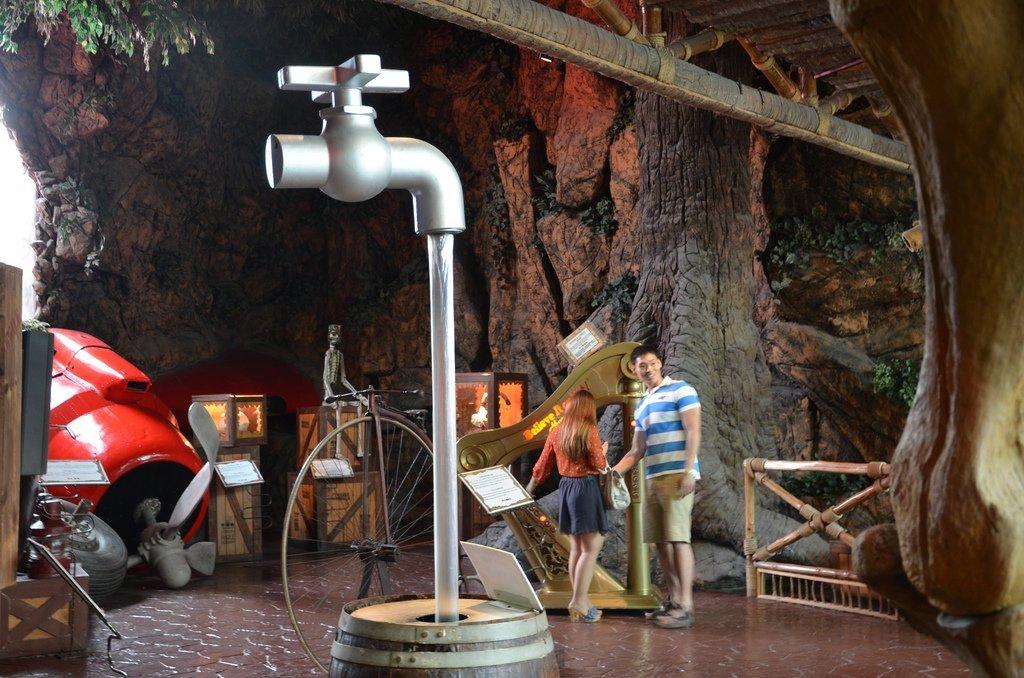 фото музей рипли в паттайе наблюдая талантом звезды