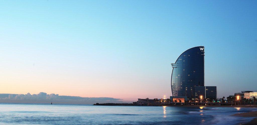 Восход и закат солнца: Барселона, Каталония, Испания