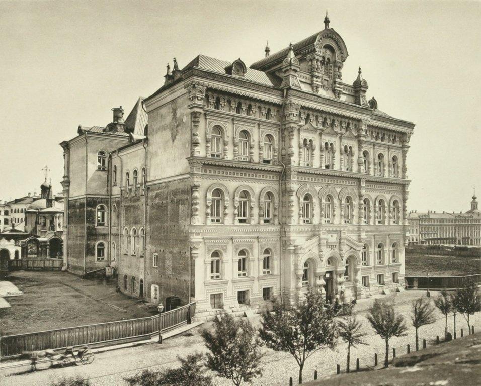 Картинка музей политехнический