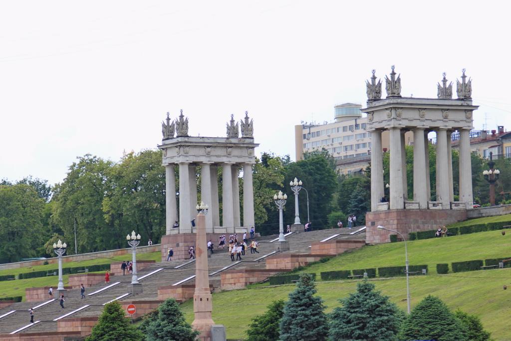 Архитектура города волгограда доклад 448
