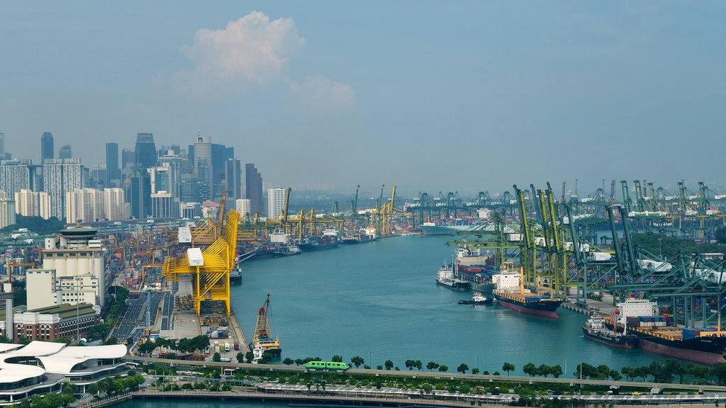 the port of singapore a In 1824, the port of singapore, singapore island and malaya came officially under english sovereignty through an anglo-dutch treaty thereafter, the port of singapore expanded rapidly, becoming an important military and commercial base for england.