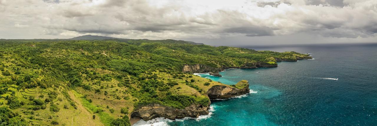 Нуса Пенида. Райский остров