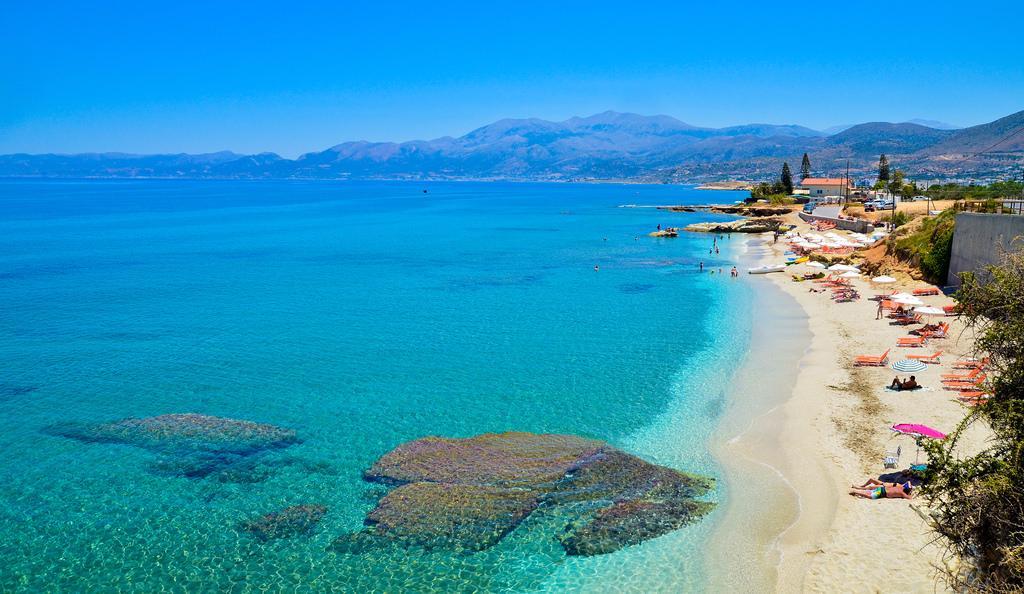 К прекрасному морю Крита!