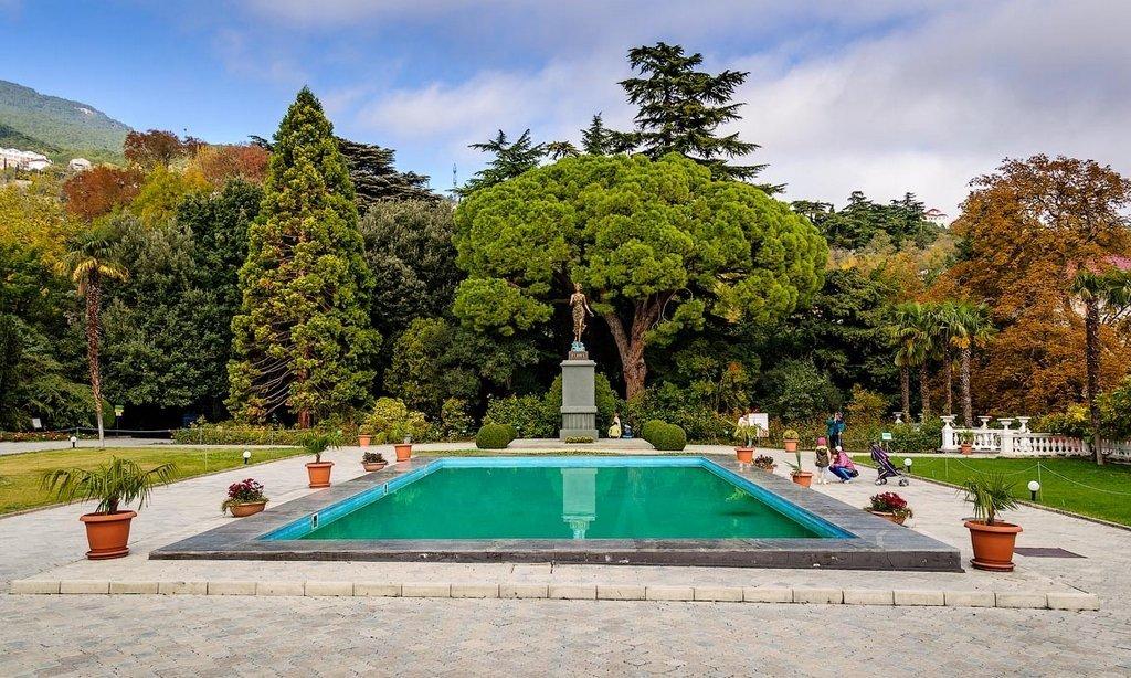 услуги никитинский ботанический сад в ялте фото фото