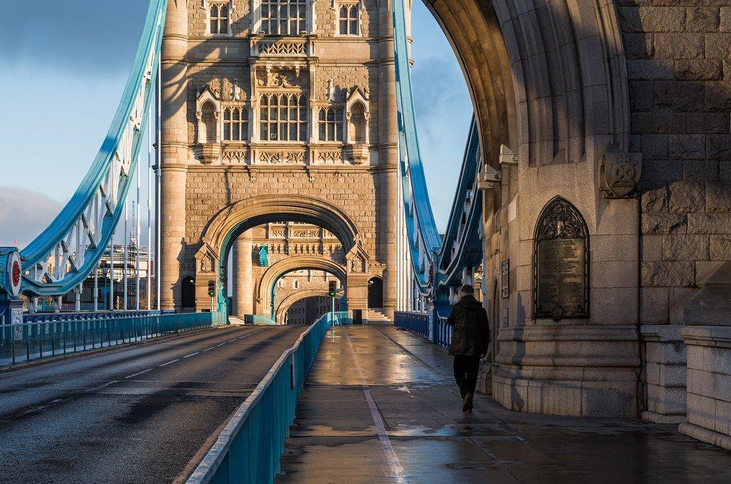 мост тауэра фото