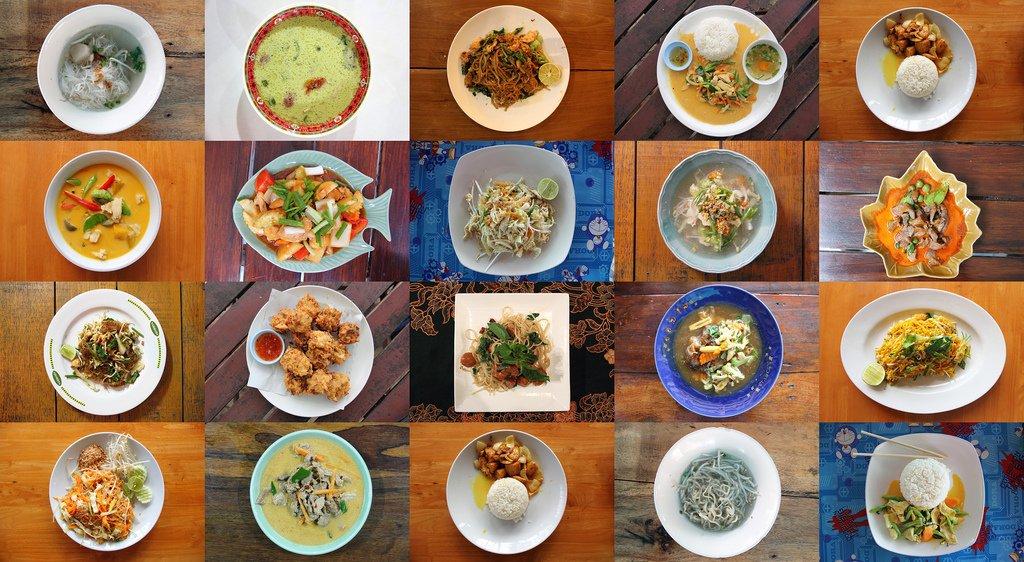 Тайские традиционные блюда