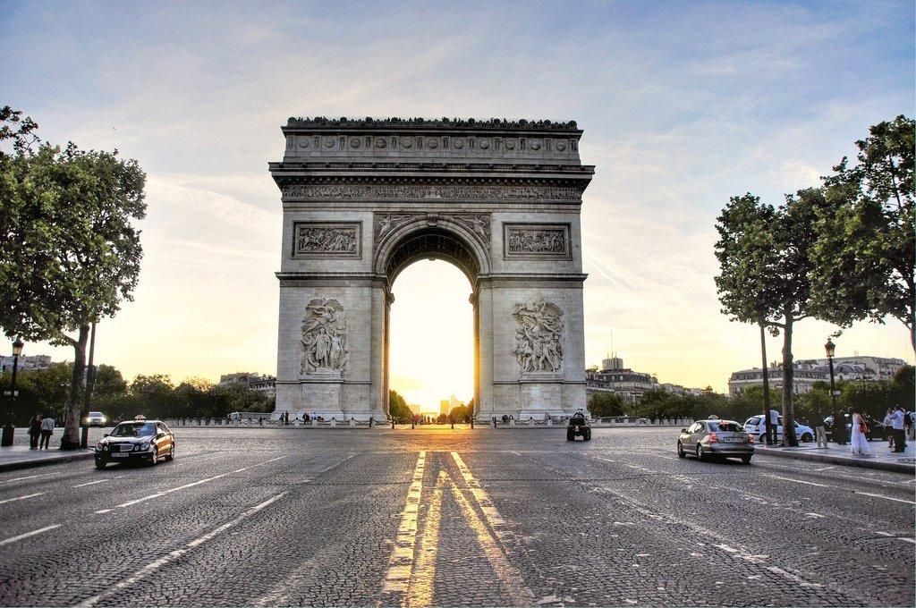 триумфальные арки картинка солкосерил