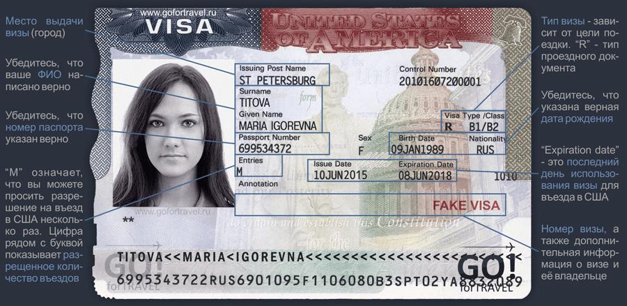 Как сделать визу в сша в украине