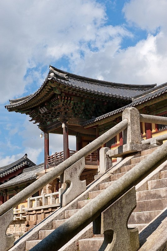 фото храма в корее