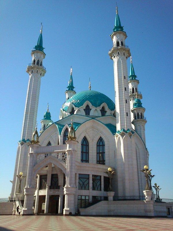 Где в ростове находится узбекская мечеть фото