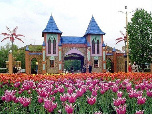 Дендропарк в Кировограде