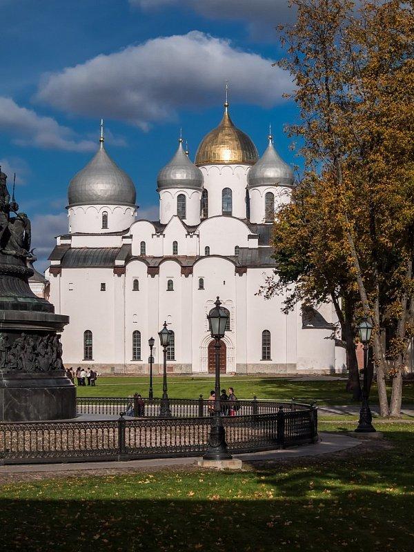 фото новгороде в собор софийский