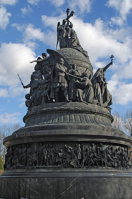 Памятник тысячелетие россии после дешевые памятники краснодар цены цены