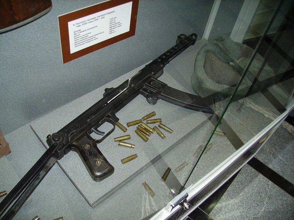Музей калашникова в ижевске картинка