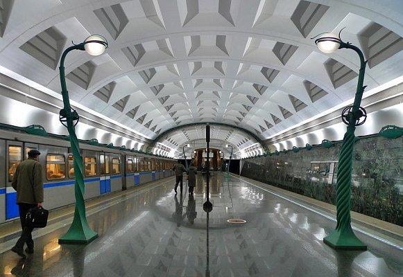 Мраморный крестик Новослободская Мемориальный одиночный комплекс из двух видов гранитов Новомичуринск