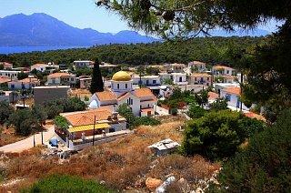 Деревня Лименария на острове Агистри