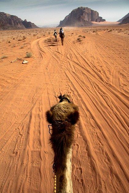 Пустыня Вади-Рам Едем в Иорданию Едем в Иорданию 2 Wadi 20Rum