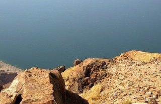 Побережье мертвого моря со стороны Иордании Едем в Иорданию Едем в Иорданию 56 dead sea jordan