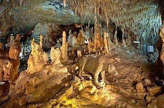 Пещера Петралона