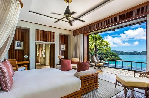 Роскошный отель Maia Luxury Resort & Spa Seychelles