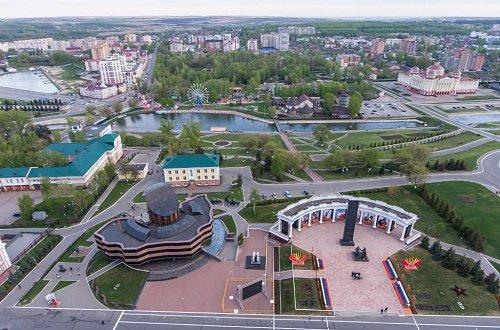Советская площадь в Саранске