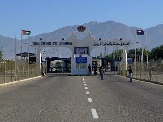 Граница Иордании с Египтом Едем в Иорданию Едем в Иорданию 53 granitsa iordanii i egipta
