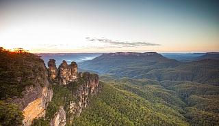 """Национальный парк """"Голубые горы"""""""