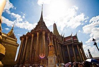 Дворец в Бангкоке