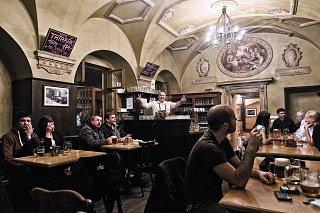 Паб в Праге