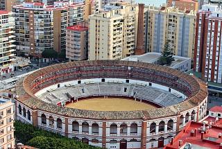 Арена для корриды в Малаге