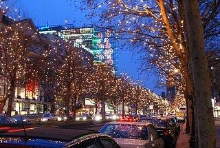 Улица Kurfürstendamm