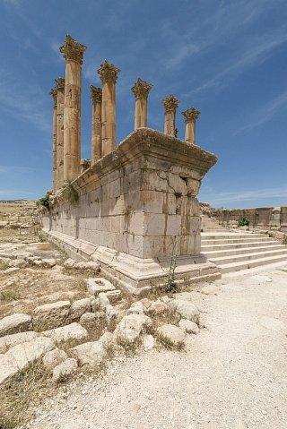 Руины Джераша Едем в Иорданию Едем в Иорданию 21 ruini djerasha