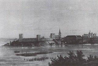 Замок Любарта Микола Кулеша, 1852