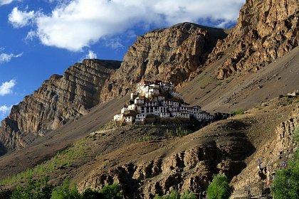 Буддийский монастырь Ки