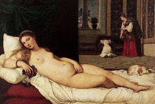 Тициан «Венера Урбинская»