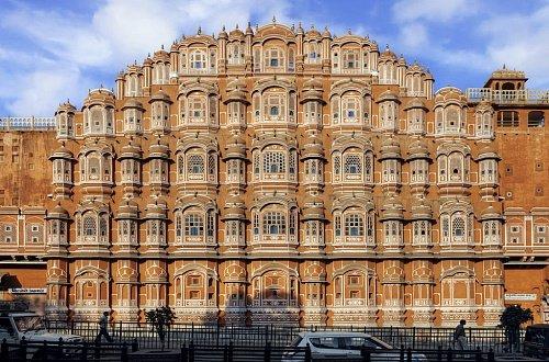 Дворец Ветров в Джайпуре