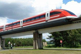 Скоростной поезд «Трансрапид»