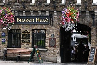 Паб «The Brazen Head»