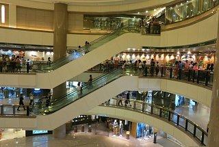 Торговый центр Harbour City