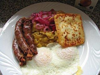 Доминиканский завтрак