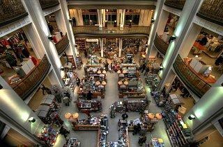 Торговый центр в Загребе
