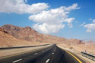 Дорога в Иордании Едем в Иорданию Едем в Иорданию 31 doroga v iordanii