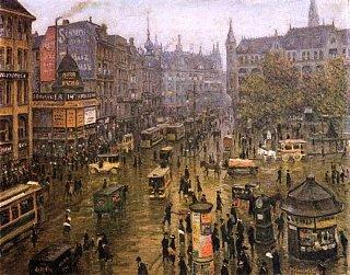 Берлин 1912 года