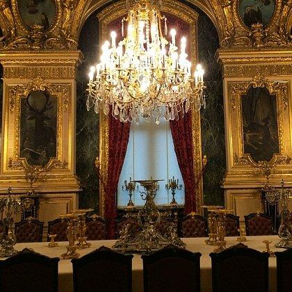 Обеденный зал Наполеона