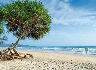 Пляж Карон на о.Пхукет